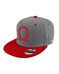 God of War Snapback Cap Serpent Logo (Merchandise)