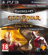 God of War: Collection Edition Volume 2