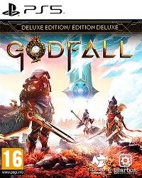 Godfall [Deluxe uncut Edition] (PS5™)