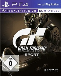 Gran Turismo: Sport [Day 1 Edition] - Cover beschädigt (PS4)