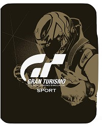 Gran Turismo: Sport [Limited US Steelbook Edition] - Cover beschädigt (PS4)