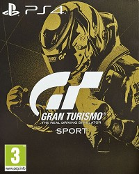Gran Turismo: Sport [Steelbook Edition] ink. InGame Boni (PS4)