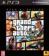 Grand Theft Auto 5 (GTA V) [Special AT uncut Edition] inkl. Pre-Order DLC (PS3)