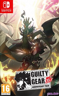 Guilty Gear 20th Anniversary [Day 1 Edition] (Nintendo Switch)