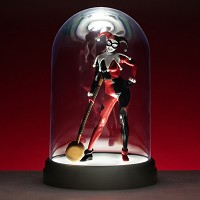 Harley Quinn Bell LED Licht (Collectible Night Light) (Merchandise)