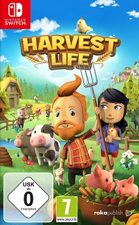 Harvest Life (Nintendo Switch)
