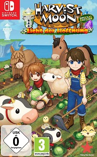 Harvest Moon: Licht der Hoffnung [Special Edition] (Nintendo Switch)