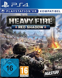 Heavy Fire Red Shadow VR (PS4)