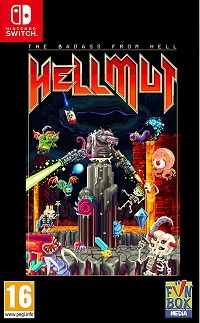 Hellmut: The Badass from Hell (Nintendo Switch)