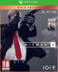 Hitman 2 [Gold uncut Edition] (Xbox One)