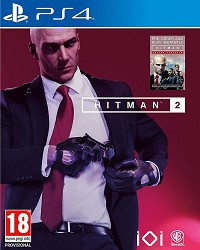 Hitman 2 [EU uncut Edition] (PS4)