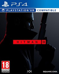 Hitman 3 [EU Bonus uncut Edition] + Trinity Pack (PS4)