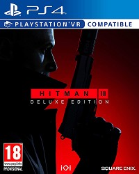 Hitman 3 [Deluxe uncut Edition] (PS4)