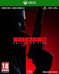 Hitman 3 [Deluxe uncut Edition] (Xbox One)