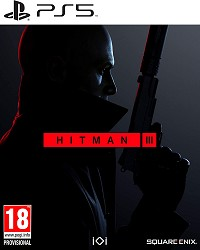 Hitman 3 [Limited Bonus uncut Edition] + Reisepass + Trinity Pack (PS5™)