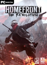 Homefront 2 The Revolution