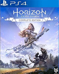 Horizon: Zero Dawn [Complete US uncut Edition] (PS4)