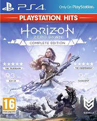 Horizon: Zero Dawn [Complete uncut Edition] Playstation Hits (PS4)