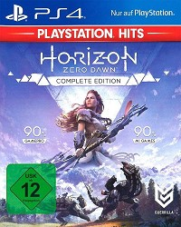 Horizon: Zero Dawn [Complete uncut Edition] (USK) (Playstation Hits) - Cover beschädigt (PS4)