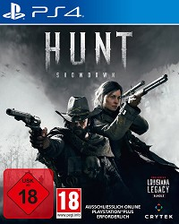 Hunt: Showdown [Bonus uncut Edition] (PS4)