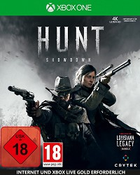 Hunt: Showdown [Bonus uncut Edition] (Xbox One)