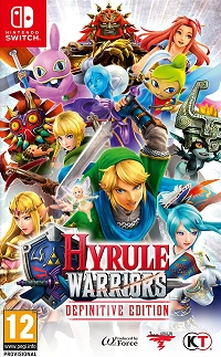 Hyrule Warriors [Definitive Edition] (Nintendo Switch)