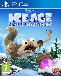 Ice Age: Scrats Nussiges Abenteuer (PS4)