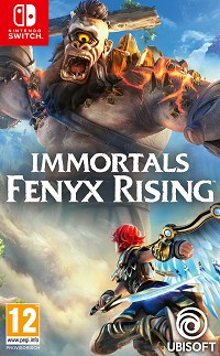 Immortals Fenyx Rising [Bonus Edition] (Nintendo Switch)