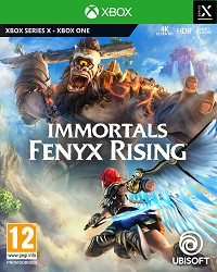 Immortals Fenyx Rising für Nintendo Switch, PC, PS4, PS5™, X1