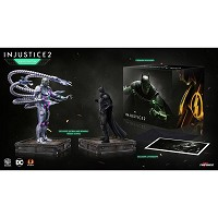 Injustice 2 The Versus Collection Statuen (23-28 cm) (Merchandise)