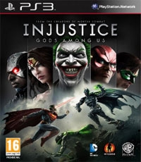 Injustice: Götter unter uns (Gods Among Us) [Ultimate uncut Edition] (PS3)