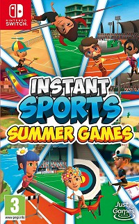 Instant Sports: Summer Games (Nintendo Switch)