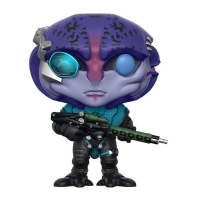 Jaal Mass Effect POP! Vinyl Figur (10 cm) (Merchandise)