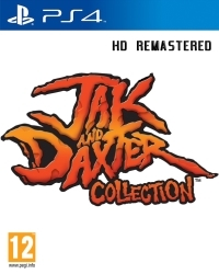 Jak and Daxter HD Collection [Remastered] (PS4)