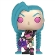 Jinx League of Legends POP! Vinyl Figur