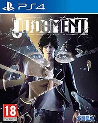 Judgment [Day 1 uncut Edition] (PS4)
