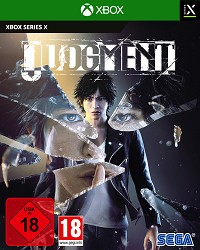 Judgment [uncut Edition] (Xbox Series X)