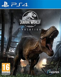 Jurassic World Evolution [PEGI uncut Edition] - Cover beschädigt (PS4)