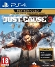 Just Cause 3 [Gold uncut Edition] + 7 DLCs (PS4)