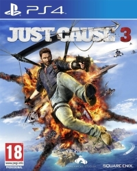 Just Cause 3 [uncut Edition] - Cover beschädigt (PS4)
