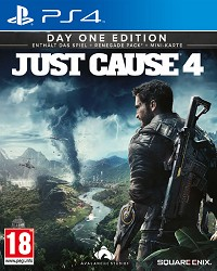 Just Cause 4 [Day One uncut Edition] (PS4)