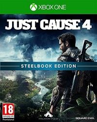 Just Cause 4 für PC, PS4, X1