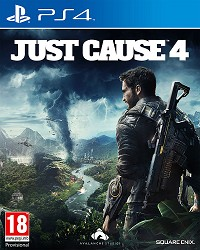 Just Cause 4 [Standard uncut Edition] - Cover beschädigt (PS4)