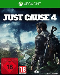 Just Cause 4 [Standard uncut Edition] (Xbox One)