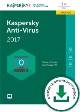 Kaspersky Anti Virus 2017 Upgrade von 2016 (1 PC / 1 Jahr) (PC Download)