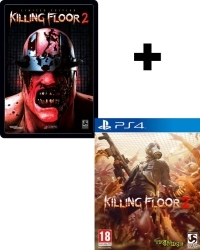 Killing Floor 2 [Limited Metalcase uncut Edition] (PS4)
