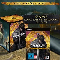 Kingdom Come: Deliverance Royal [Collectors uncut Edition] (PC)