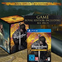 Kingdom Come: Deliverance Royal [Collectors uncut Edition] (PS4)