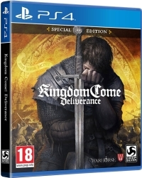 Kingdom Come: Deliverance [Special uncut Edition] - Cover beschädigt (PS4)