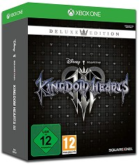 Kingdom Hearts 3 [Deluxe Steelbook Edition] (Xbox One)